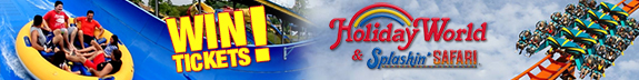Win Tickets to Holiday World