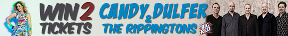 Text to Win 2 Tickets to Candy Dulfer