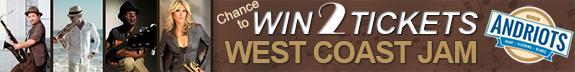 West Coast Jam Contest